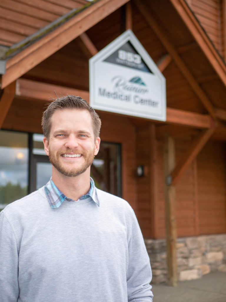 Brian Hiller - PAC - Physician's Assistant - Enumclaw WA - Rainier Family Medicine