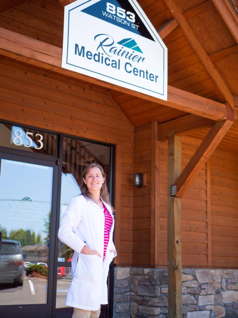 Rainier Family Medicine - Jennifer Erickson (PA-C)