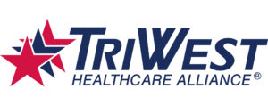 Tricare West logo