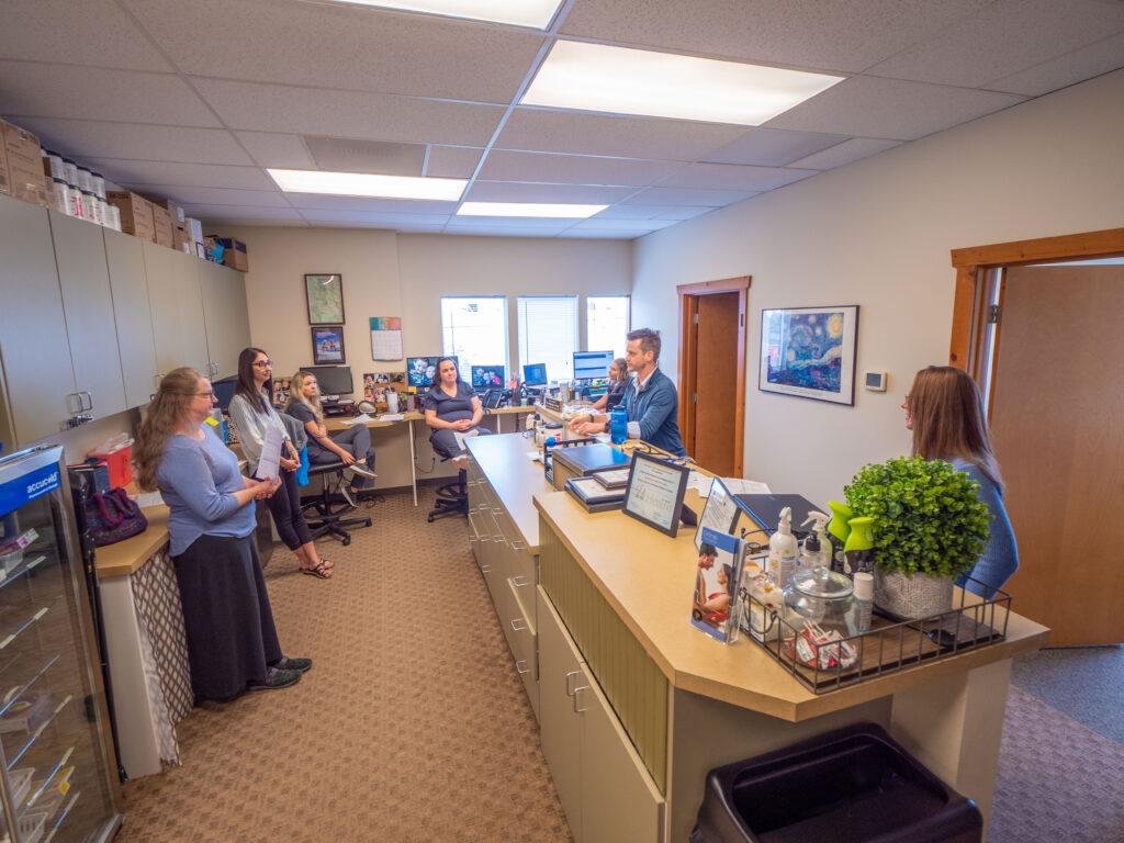 Brian Hiller - PAC - Physician's Assistant - Enumclaw WA - Rainier Family Medicine