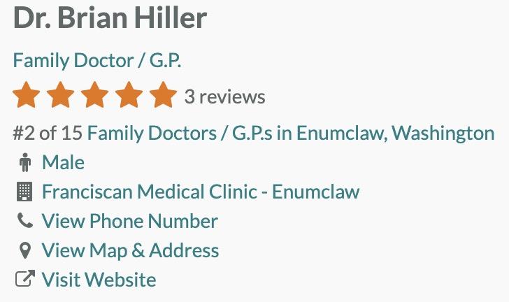 Top Doctors Enumclaw